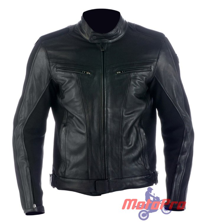 Мотокуртка Spyke Stripe GP Man Black 50