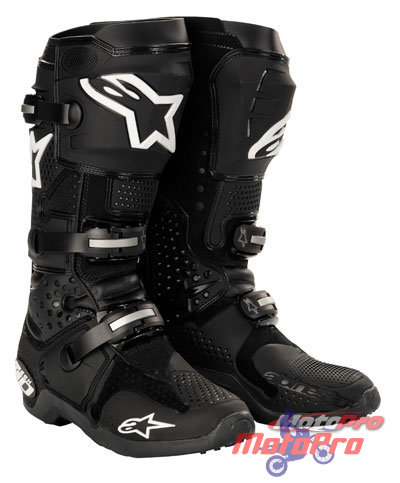 Мотоботы Alpinestars Tech 10 Black