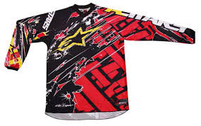 YOUTH CHARGER BLOKZ JERSEY 113