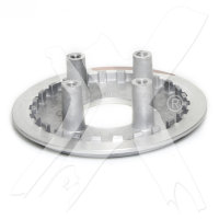 Clutch Pressure Plate CR125 '00-07 + CRF250R '04-07