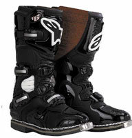 Мотоботы Alpinestars Tech 6 Black Black 48