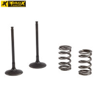 Steel Int. Valve/Spring Kit KX250F'04-08