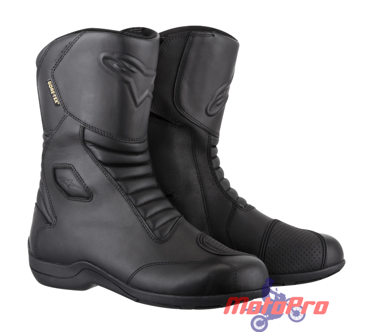 Мотоботы Alpinestars Web GORE-TEX Black