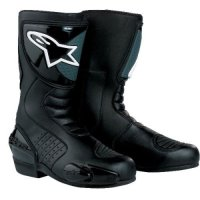 Мотоботы Alpinestars GPS-3 Black