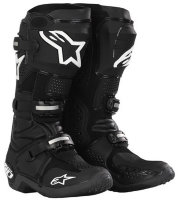 Мотоботы Alpinestars Tech 10 Black (2014)