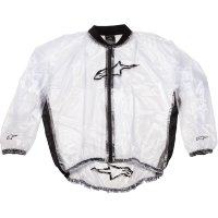 MX MUD JACKET CLEAR