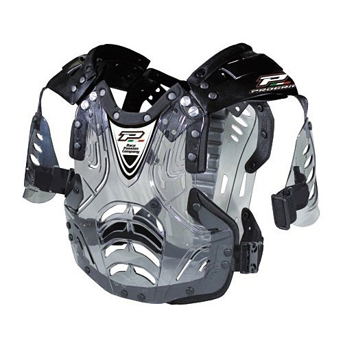 HARD CHEST PROTECTOR TRANSP