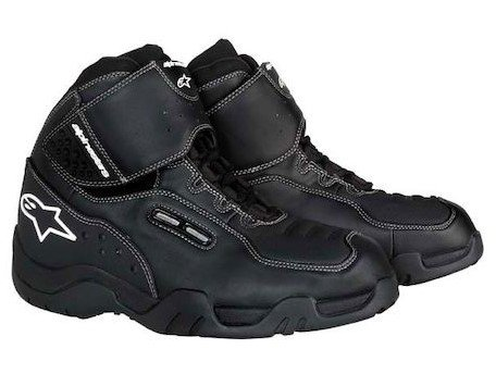 ONE-O-ONE RIDING SHOE BLACK