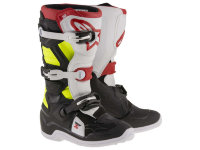 Мотоботы Alpinestars Tech 7 S Black Yellow Fluo
