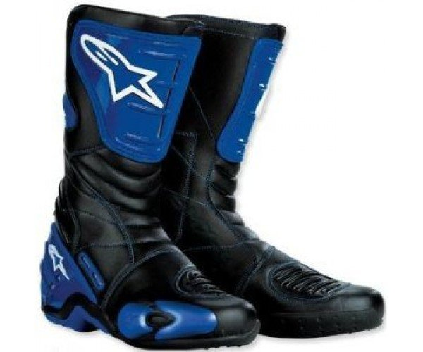Мотоботы Alpinestars S-Mx 4 Blue