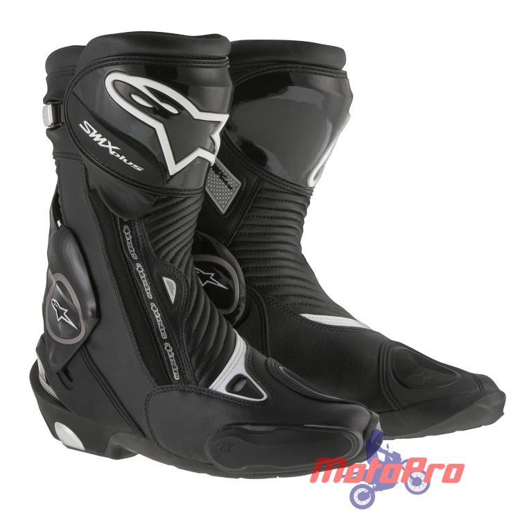 Мотоботы Alpinestars S-Mx Plus Black