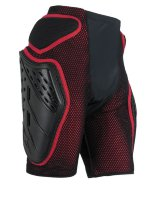 Защитные шорты Alpinestars Bionic Freeride Black Red