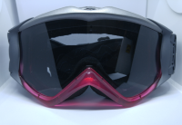 Кроссовые очки Smith Moto Series Fuel Gray Pink