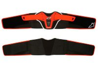 Защитный пояс Alpinestars Kidney Belt Black Red