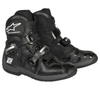 Мотоботы Alpinestars Tech 2 Black