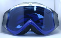 Кроссовые очки Smith Moto Series Fuel Blue (blue lens)